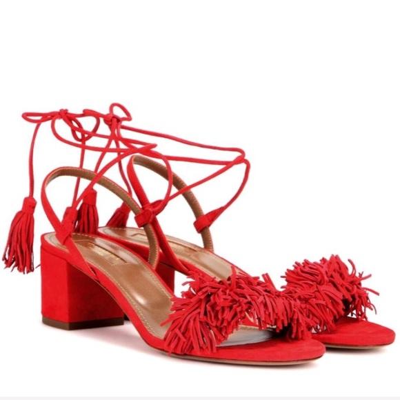 6579fac7711 Aquazzura Shoes - Aquazzura Wild Thing